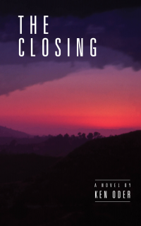 THE CLOSING  When rural Virginia prosecutor Nate Abbitt comes back from a drinking binge that ruined his life and his marriage, the only client he can get is a death-row inmate who claims he was framed. His investigation uncovers corruption and gets him accused of murder, but Nate is determined to fight for justice, redemption, and the love of his wife.