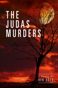 THE JUDAS MURDERS  On a cold February morning in 1967, Sheriff Coleman Grundy finds Betty Lou Mundy dead in her front yard and her husband on the porch with the gun that killed her. It looks like a classic case of revenge on a cheating wife. Until the next murder. And the next. As Cole desperately searches for leads, he's forced to come to grips with his own wife's unsolved murder three years earlier, and in the process, he unearths long-buried secrets that change his life forever.